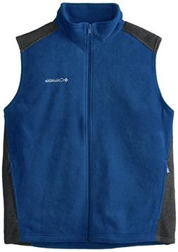 Columbia Men's Big & Tall Steens Mountain Fleece Vest, Marin