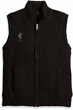 U.S. Polo Assn. Men's Lined Full Zip Vest - Choose SZ/color