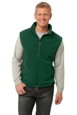Port Authority Men's Value Fleece Vest S Forest Green