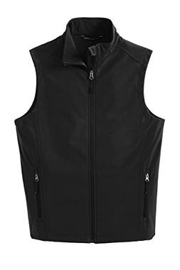 Port Authority Core Soft Shell Vest J325 - Black J325 S